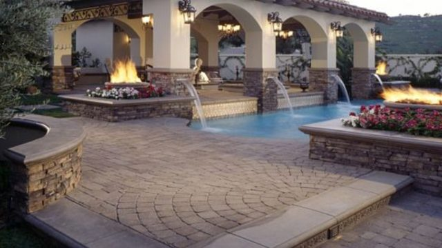 Outdoor Flooring amp Stamped Concrete Gallery
