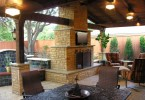 Outdoor Entertaining Outdoor Fireplace Patio