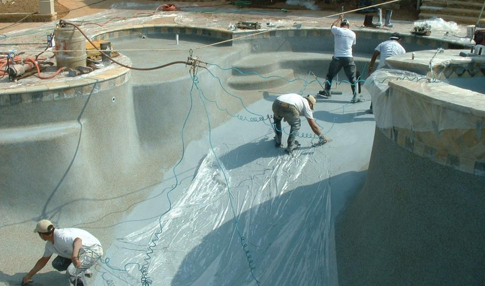 how to make a swimming pool dormant