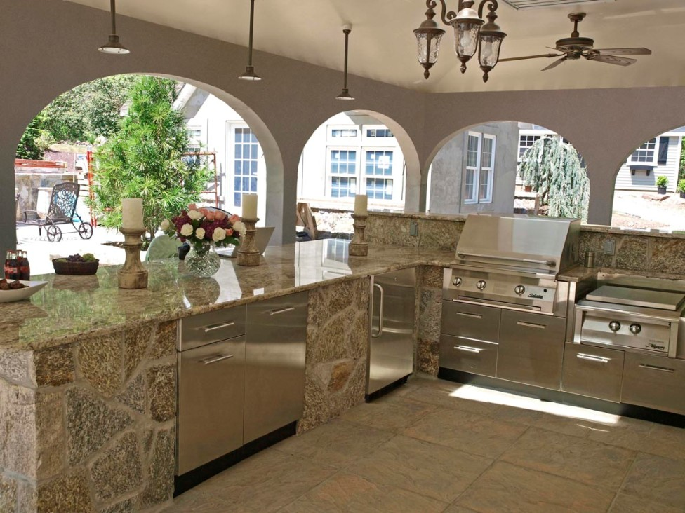 Texas Pool Finders and Outdoors - Outdoor Kitchen and Cooking
